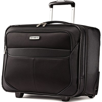 LIFTwo 18` Wheeled Travel Essential Boarding Bag - Black