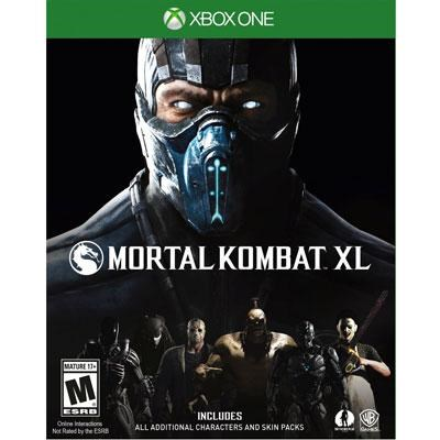 Mortal Kombat XL for Xbox One - 1000588320