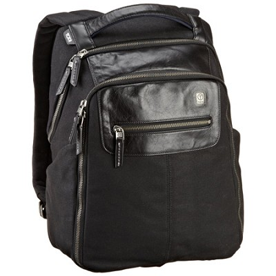 T-Tech Forge Steel City Slim Backpack - 55180 - Black