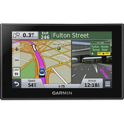 nuvi 2559LMT Advanced Series 5` GPS Navigation System w Bluetooth Lifetime Maps
