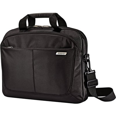 15.6` Slim Brief Computer Bag with Removable Straps