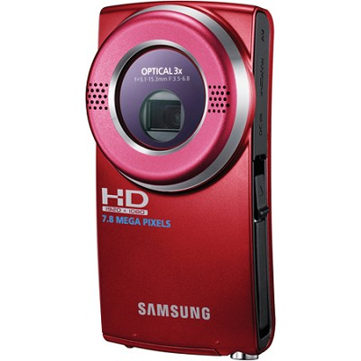 HMX-U20 Flash Camcorder (Red)