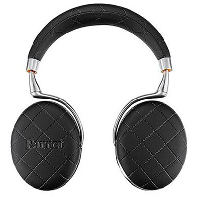 Zik 3 Wireless Noise Cancelling Bluetooth Headphones (Black Overstitched)