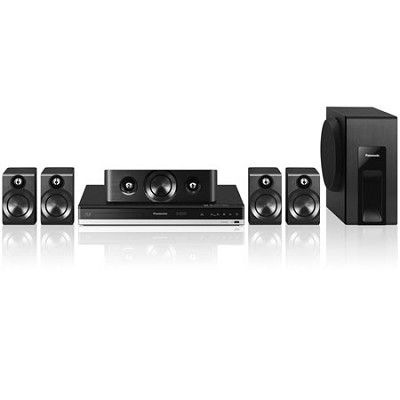 600W 5.1ch Smart Network 3D Blu-ray Disc Home Theater System -- OPEN BOX