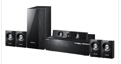 HW-C560S Receiver Home Theater System; 5.1 channel