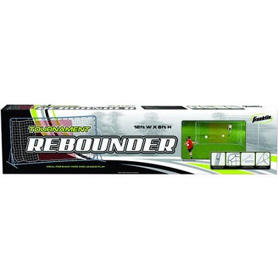 12' x 6' Tournament Soccer Rebounder