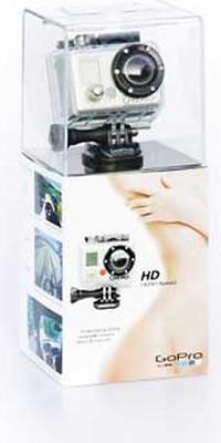 HD HERO NAKED Camera      ** OPEN BOX **