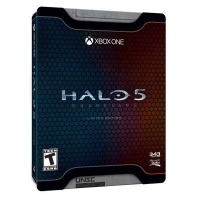 Halo 5 Limited Edition XOne