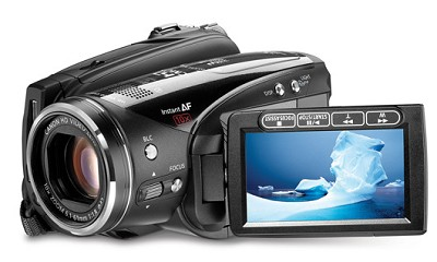 HV30 VIXIA High Definition Camcorder