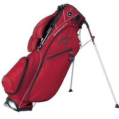 Golf Hyper-Lite 3.0 Stand Bag Red