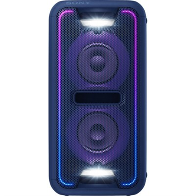 GTK-XB7 High Power Home Audio System with Bluetooth - Blue