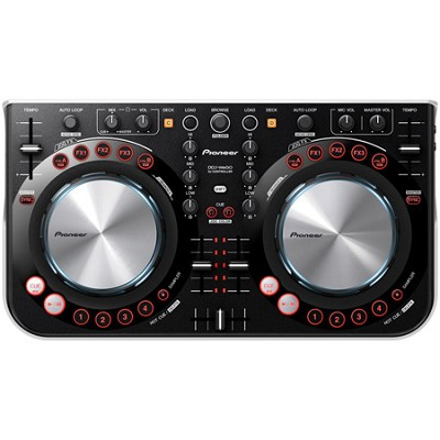 DDJ Series DDJ-WeGO Digital DJ Controller - White