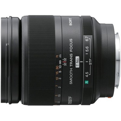 SAL135F28 - 135mm f/2.8 (T4.5) STF Telephoto Lens for Sony Alpha DSLR's