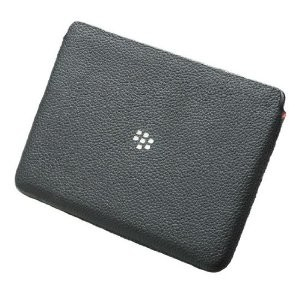 Leather Sleeve for BlackBerry PlayBook Tablet (ACC-39311-301)