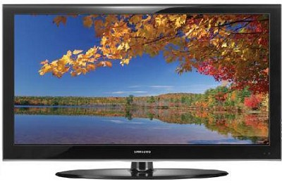 LN40A550 - 40` High-definition 1080p LCD TV