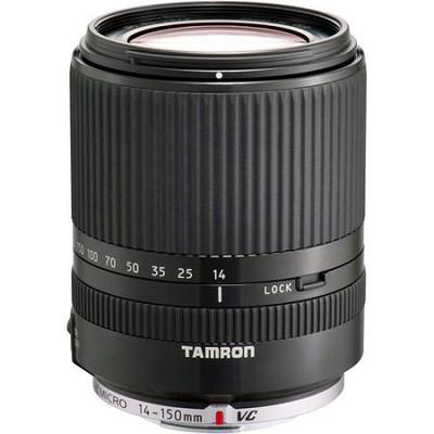 14-150mm F/3.5-5.8 Di III Lens for Micro Four Thirds Cameras - Black