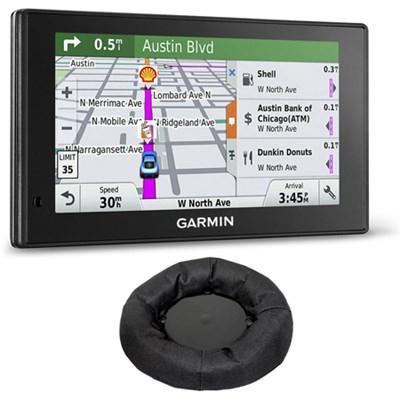 010-01538-01 DriveSmart 70LMT GPS Navigator Friction Mount Bundle