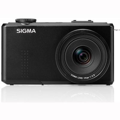 DP1 Merrill Compact Digital Camera Foveon X3 46MP Sensor and 19mm F2.8 Lens