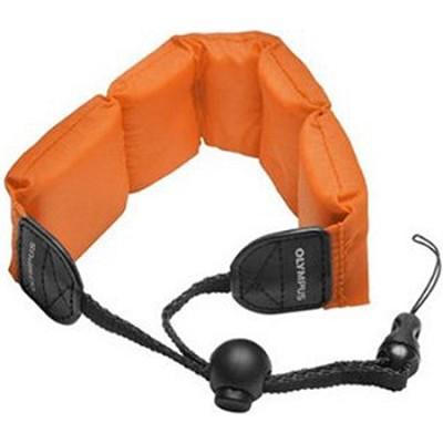 Floating Camera Strap - Orange For Waterproof Digital Cameras