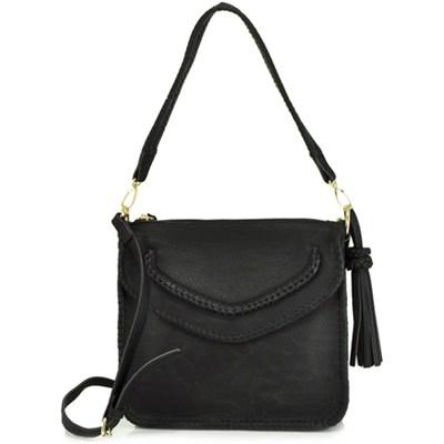 Tortoli Cross Body Bag - Black Handbag