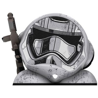 Trooper BT Speaker WhtBlkGry