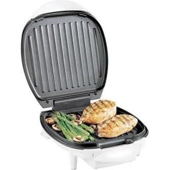 HealthSmart Indoor Grill - 25270  great for quick meals!!!