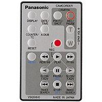 PV-DRC9 Remote Control For PANASONIC DV CAMCORDERS