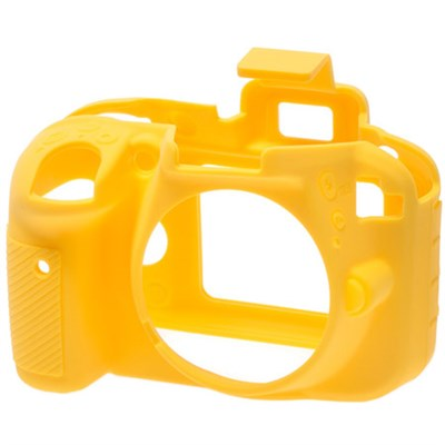 Nikon D3300/D3400 Protective Silicone Case for Your DSLR Yellow