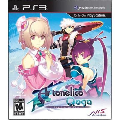 Ar tonelico Qoga: Knell of Ar Ciel for Playstation 3