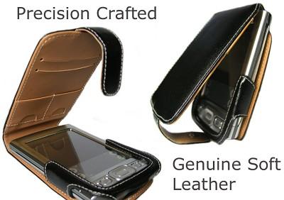 Slim Leather case for Palm Tungsten E/E2/ Zire 31/72 (SC-PU)