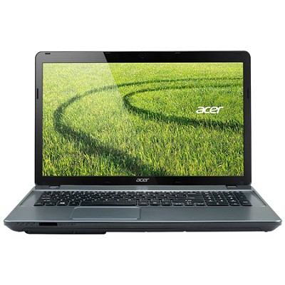 Aspire E1-731-4699 17.3` LED Intel Pentium 2020M 2.40 GHz Notebook