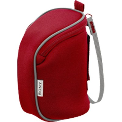 LCSBBD/R - Camcorder Case for DVD-AVCHD DVD Camcorders RED