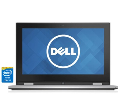 Inspiron 11 3000 11.6` 2-in-1 Convertible Tablet PC - Intel Core i3-4030U Proc.