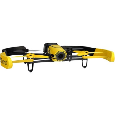 BeBop Drone 14 MP Full HD 1080p Fisheye Camera Quadcopter (Yellow) - PF722002