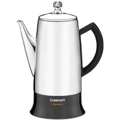 Classic Stainless 12-Cup Percolator (PRC-12)