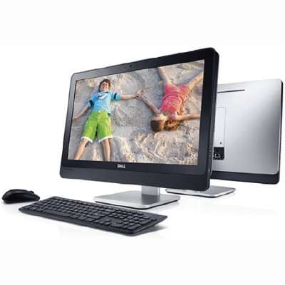 Inspiron io2330-2274BK 23-Inch Intel G2020 2.9 GHz  All-in-One Desktop (Black)
