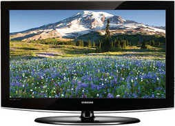 LN22A450 - 22` High Definition LCD TV (Black) - REFURBISHED