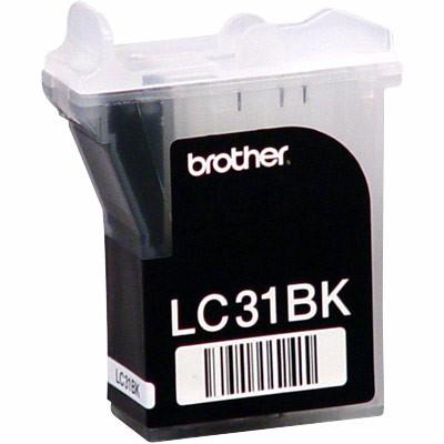 LC31BK BLACK INK CARTRIDGE MFC3220C 3420C 3820CN