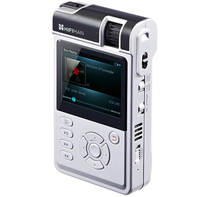 HM650 High-Fidelity Portable Music Player with Classic & IEM Amp Cards