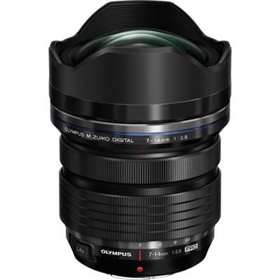 M.Zuiko Digital ED 7-14mm f/2.8 PRO Lens, Micro Four-Thirds Cameras- Refurbished