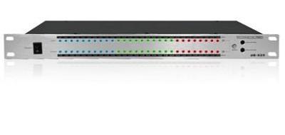 DBS29 Rack Mount dB Display (Silver)
