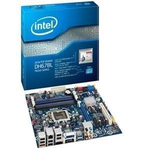 Media DH67BL Desktop Motherboard - Intel - Socket H2 LGA-1155