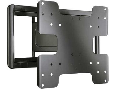VMF308 Super Slim Full Motion Wall Mount for 26` - 47` TVs, Extends 8` from wall