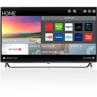 65UB9200 65-Inch 4K Ultra HD 240Hz Smart LED TV - OPEN BOX
