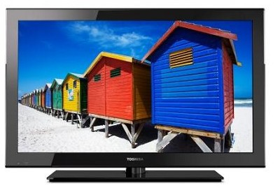 32SL415U 32-Inch 720p LED-LCD HDTV with Net TV, Black