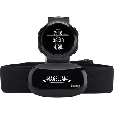 Echo Smart Running Watch with Heart Rate Monitor-Bluetooth Smart - OPEN BOX