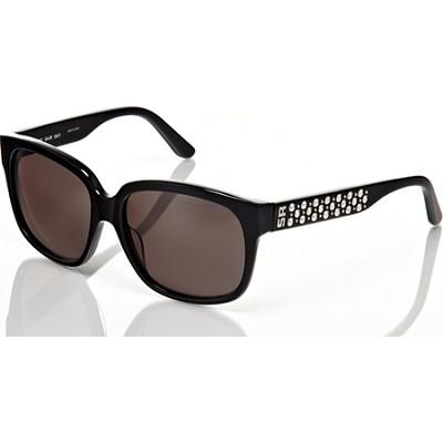 SR7627 00 Black-Grey Sunglasses