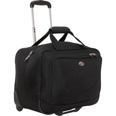 Splash Wheeled Boarding Bag (Black) - OPEN BOX