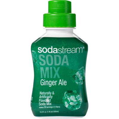 Sodamix Syrup Core Flavor 500ml Ginger Ale