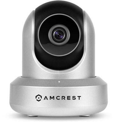 HDSeries 720P Wi-Fi IP Security Surveillance Camera System IPM-721S (Silver)